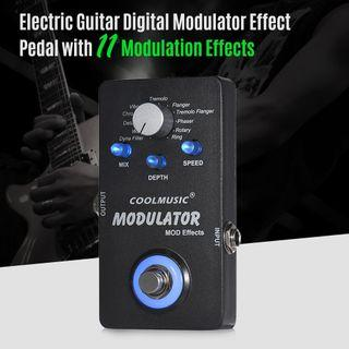 mod effects by  cool music