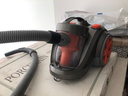 Morries Vacuum Cleaner #MRTPunggol