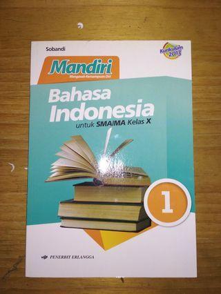 Mandiri Bahasa Indonesia (Latihan Soal)