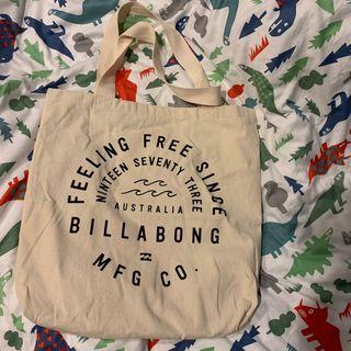 🚚 Billabong  大容量帆布袋