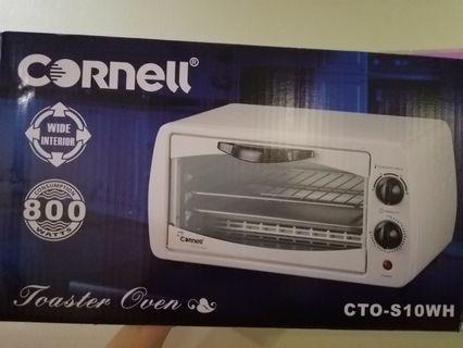 Brand new Cornell Toaster Oven