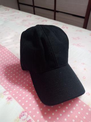 基本款 黑色老帽