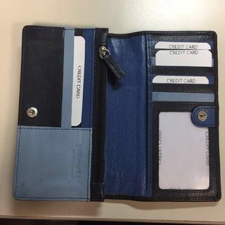 Genuine Leather wallet - Golunski UK
