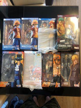 Heroes One Piece 全新正版不散賣