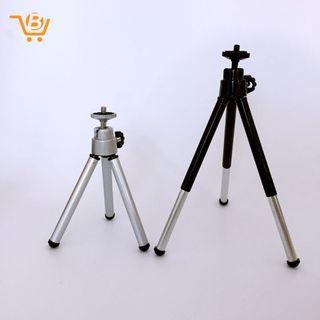 Three Leg Camera Mini Tripod Monopod Base Stand Holder