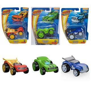 🚚 Looking for Blaze & the Monster machines (Race car series)