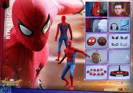 Hot Toys Spiderman Homecoming