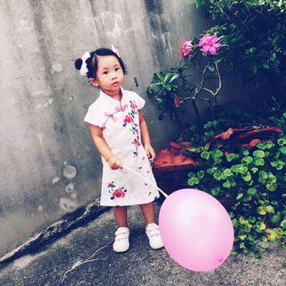 小童氣質旗袍2-3歲❤️氣質花色
