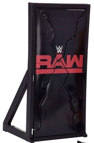 🚚 WWE Elite Series:  Breakable RAW Panel/ Door