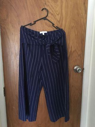 Urban revivo wide legged pants