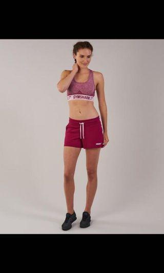 GymShark Women's Slouch Shorts
