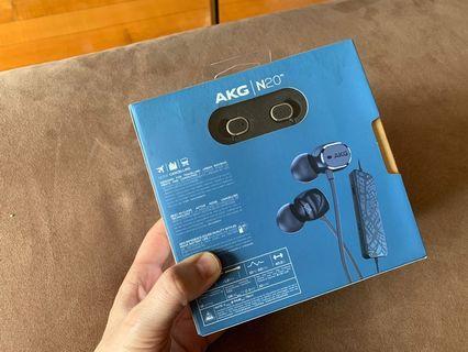 AKG N20 Noise Cancelling - Like New