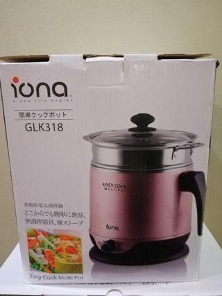 Brand new Iona Easy cook Multi Pot