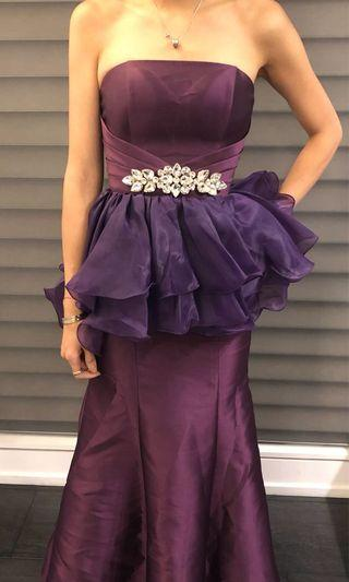 Evening Gown, Brand New-Size 2