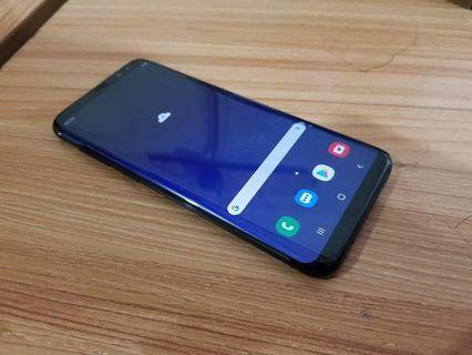 Samsung S8+ Ex SEIN Midnight Black Unit Only