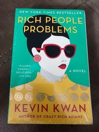 Novel Rich People Problems (sealed)
