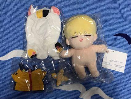 BTS Jimppong2 doll