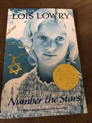Number of stars lois lowry