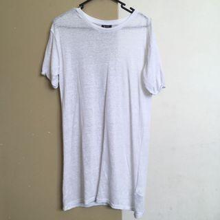 Bardot Linen T-shirt