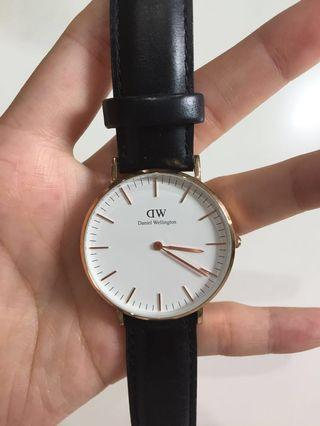 Black Watch (leather) free shipping