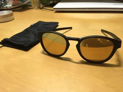 🚚 Oakley Latch 24K Iridium Lens Sunglasses | Asia Fit (OO9349-04)