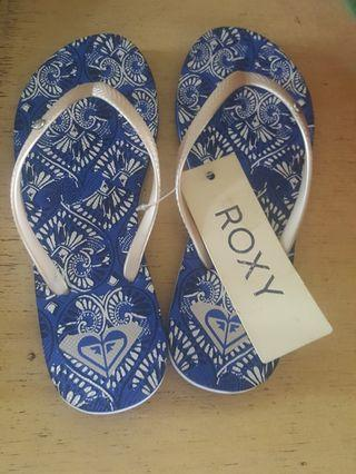 Brand New Authentic Roxy Slippers