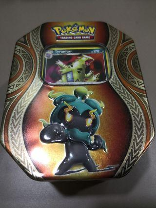Pokemon Card Game Tin Bundle TCG
