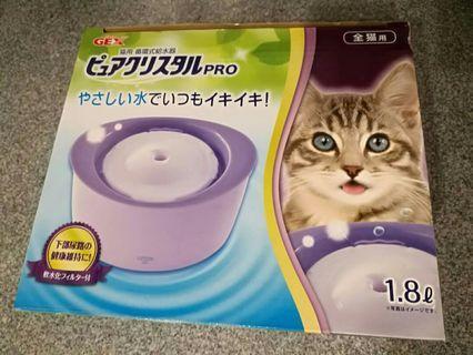 GEX貓用循環式飲水機