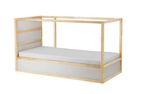 Single bed (reversible)