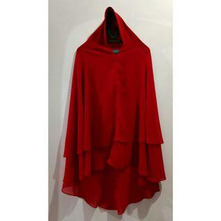Dijual Jilbab Panjang Murah Aneka Warna