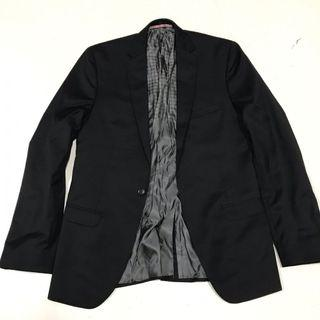 Ben Sherman Black Blazer