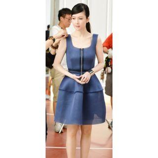 Maje EDIVAS cocktail dress, annual dinner; 謝師宴 經典紗裙 黑色