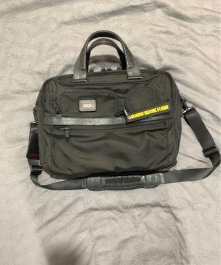Tumi Alpha II Expandable Briefcase