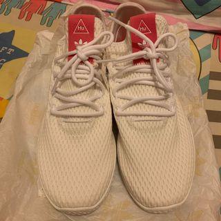 Adidas pharrell williams hu 粉紅色