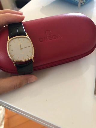 omega古董手錶