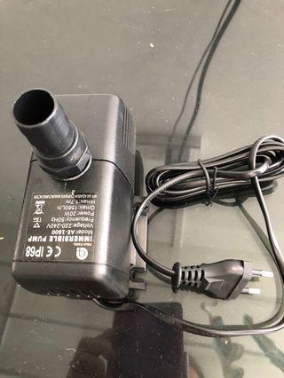 Aqual excel water pump AE 1600