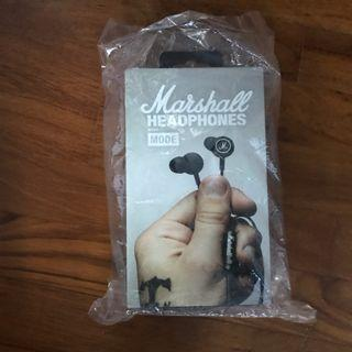 🚚 Marshall Mode In-Ear