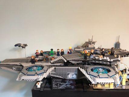 Lego 76042