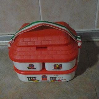 HOME-SWEET-HOME JAPANESE BENTO LUNCH BOX