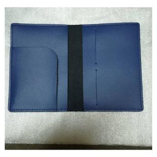 Handmade Genuine Cow Leather Passport Cover