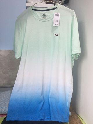 Hollister 100% Cotton T shirt - Large Size