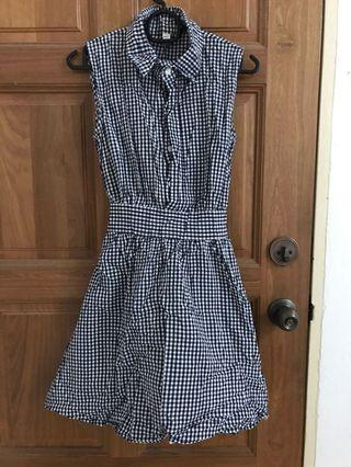 Checkered Dress