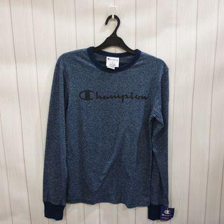 Champion Long Sleeve Blue