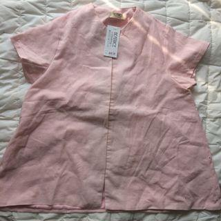 Beatrice Blouse Pink