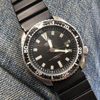 Seiko Vintage Diver 7002-7001 Made in Japan  automatic watch