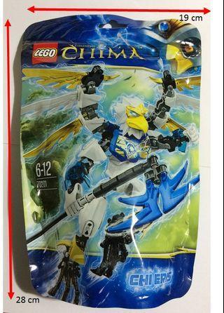 Genuine Original Lego Chima 70201 Chi Eris Legend Beast New In Box