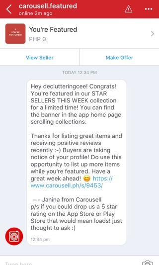 Featured Star Seller
