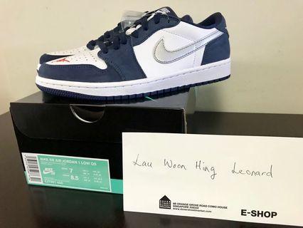 Nike SB Air Jordan 1 Low Midnight Navy / AJ1 Low