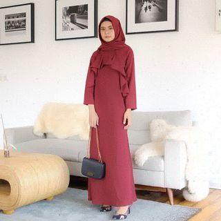 Dress Syaima by Zhafa.id