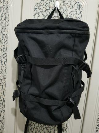 Adidas 黑色 20L Backpack 背囊一個